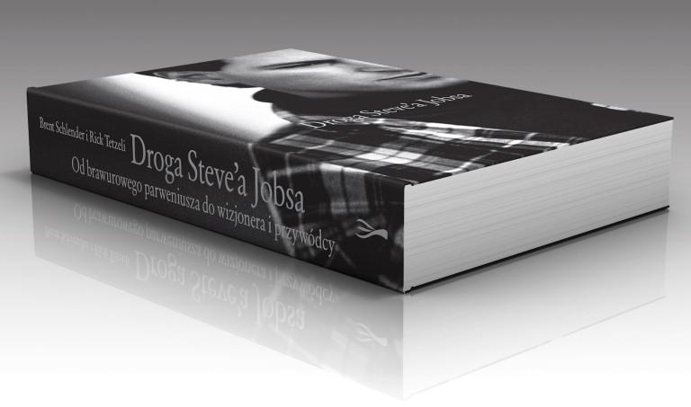 Droga Steve'a Jobsa – recenzja książki